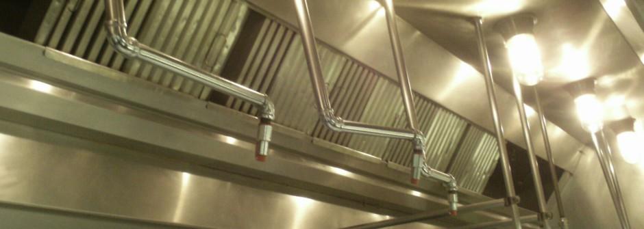 restauran kitchen exhaust